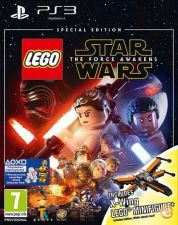 LEGO Star Wars The Force Awakens Toy Edition NOVO PS3