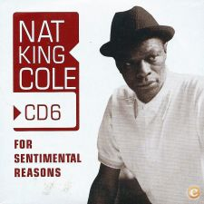 NAT KING COLE-FOR SENTIMENTAL REASONS (SELADO) PORTES GRÁTIS
