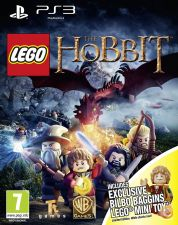 LEGO The Hobbit Toy Edition + Battle Pack DLC PS3 novo!