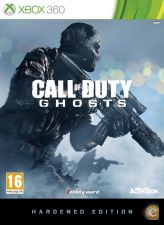 Call Of Duty Ghosts Hardened Edition Xbox 360 NOVO SELADO