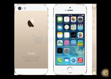Apple iPhone® 5S 32GB - Gold / Recondicionado