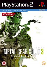 Metal Gear Solid 3 snake Eater - NOVO Playstation 2