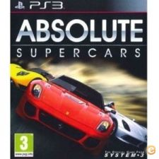 Absolute Supercars - NOVO Ps3