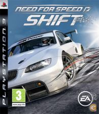 [PS3] Need for Speed Shift p/ PlayStation 3 [Jogo em Stock]