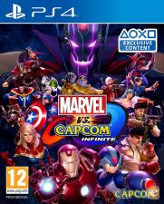 Marvel Vs Capcom Infinite PS4 NOVO EM STOCK