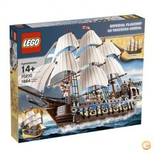 Lego 10210 - Barco Imperial