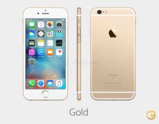 Apple iPhone® 6S 128GB - Gold / Recondicionado