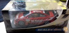 """SCALEXTRIC Opel V8 Coupe DTM """"Tv today"""" SLOT NOVO"""