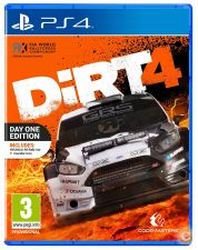 DIRT 4 Day One Edition - PS4 NOVO E SELADO EM STOCK