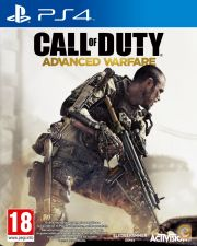 CALL OF DUTY ADVANCED WARFARE - PS4 - EM STOCK