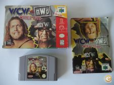 WCW vs nWo World Tour Nintendo 64 N64