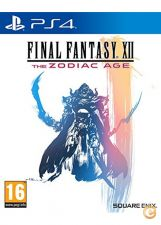 Final Fantasy XII The Zodiac Age PS4 NOVO e SELADO STOCK