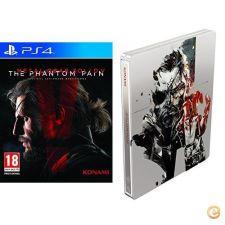 [PT] Metal Gear Solid V The Phantom Pain Day One STEELBOOK