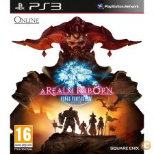 Final Fantasy XIV A Realm Reborn - NOVO Playstation 3