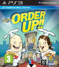 Order Up!! - NOVO Playstation 3