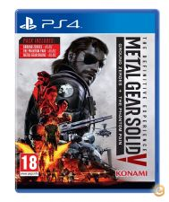 Metal Gear Solid V Definitive Experience NOVO PS4