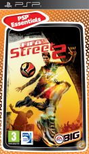 Jogo PlayStation PSP - FIFA Street 2 Essentials