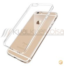 CAPA GEL ULTRA SLIM TRANSPARENTE  IPHONE 6 / 6S / 6G