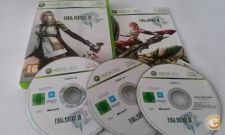 Final Fantasy XIII - Bom estado - XBOX 360