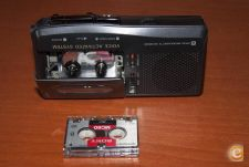 Sanyo Speed Microcassette recorde vice activated system