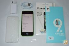Apple iPhone 5C 8GB Verde Desbloqueado Livre + OFERTAS