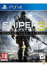 SNIPER GHOST WARRIOR 3 PS4 - NOVO e EMBALADO STOCK
