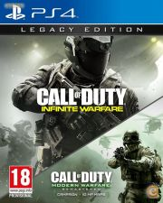 Call of Duty Infinite & Modern Warfare Legacy Edition PS4