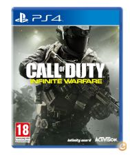 Call of Duty Infinite Warfare C/ EXTRAS PS4 NOVO EM STOCK