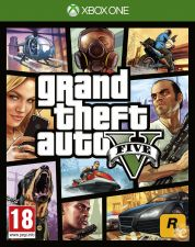 [PT] GTA 5 GRAND THEFT AUTO V XBOX ONE NOVO e SELADO STOCK