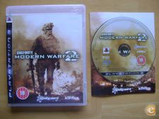Call Of Duty Modern Warfare 2 Original Ps3