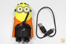 Power Bank 1xUSB 5600mAh Minion Jedi Star Wars *Em 24h!