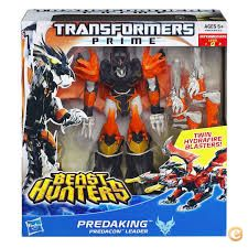 TRANSFORMERS - PREDAKING - Novo e embalado
