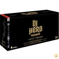 DJ Hero Renegade Edition para PS3 semi-novo!
