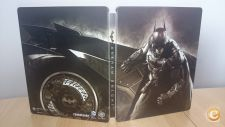 PS4 - Batman Arkham Knight Steelbook Edition - ENVIO JÁ