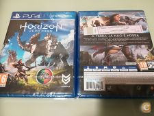 [PT] HORIZON ZERO DAWN - PS4 - NOVO EM STOCK