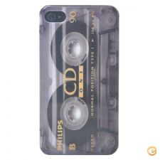 Capa iPhone 4/4S - Cassete