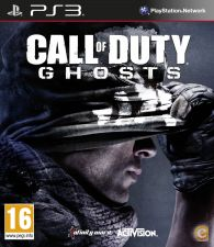 PS3 - Call of Duty Ghosts - NOVO/SELADO - ENVIO JÁ