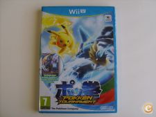 _( Wii U ) Pokkén Tournament *SELADO*_