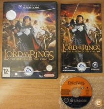 the lord of the rings the return of the king - gamecube