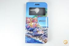 Capa Vodafone Smart Speed 6 Flip Cover FavelSea*Entrega 24h!