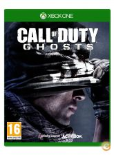 CALL OF DUTY GHOSTS XBOX ONE NOVO E SELADO STOCK