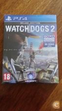 [PT] WATCH DOGS 2 DELUXE EDITION WATCHDOGS 2 PS4 NOVO STOCK