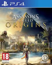 ASSASSINS CREED ORIGINS PS4 NOVO EM STOCK