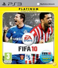 Fifa 10 -  NOVO Playstation 3
