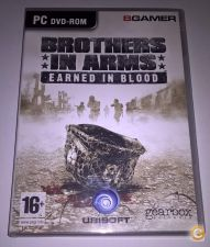 Brothers in Arms - Earned in blood - PC  edição Bgamer