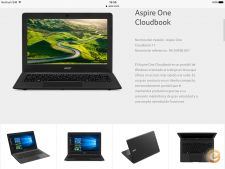Acer Aspire One Cloudbook 11 - NX.SHFEB.001