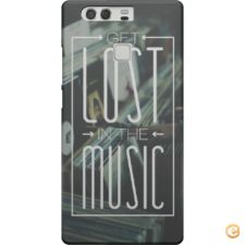 Capa Get lost in the music para Huawei P9