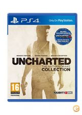 [PT] UNCHARTED COLLECTION PS4 SEMI NOVO EM STOCK