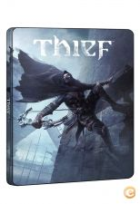 PS4 - Thief Limited Edition + EXTRA - NOVO/SELADO ENVIO JÁ