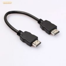 24O291 -  Cabo telemóvel 20cm HDMI Cable Gold Plated 28 AWG